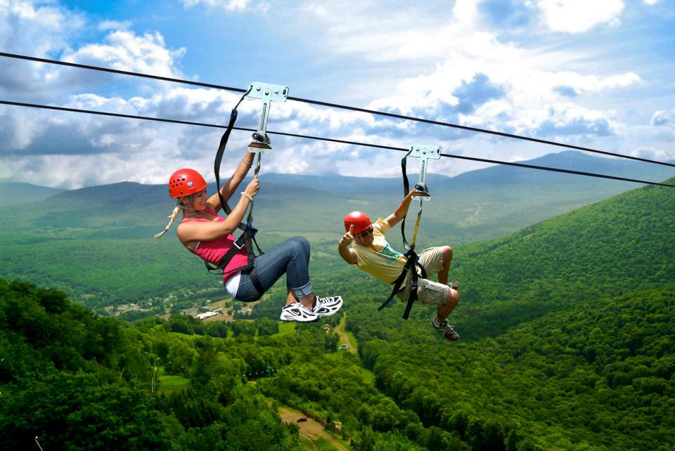 zipline-Ho May Resort-vung tau1