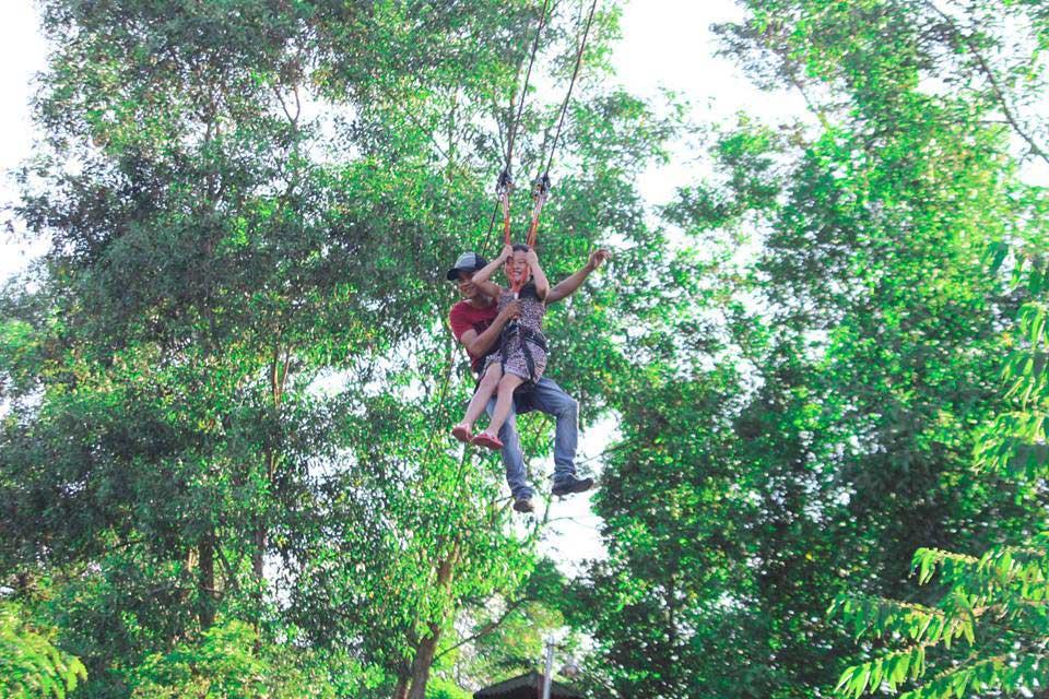 zipline-Ho May Resort-vung tau7 zipline vietnam zipline in vietnam zipline đà lạt zipline quảng bình