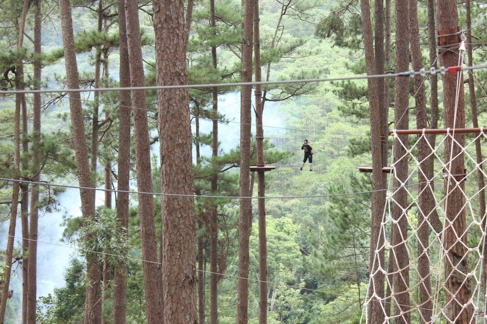 Datanla High Rope Course-dalat1 high rope course dalat