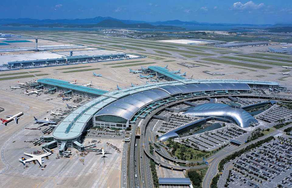 Busan Gimhae International Airport 2