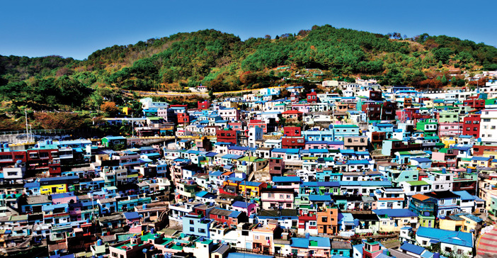 Gamcheon Culture Village Busans Hidden Gem