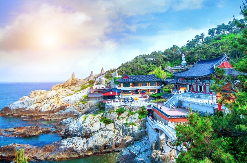 Haedong Yonggungsa Temple busan 2 day itinerary busan korea itinerary 2 days in busan
