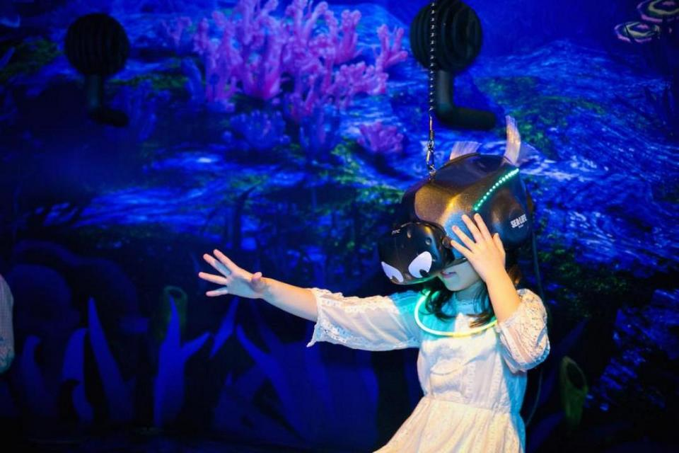 Sea Life Aquarium. Discover an underwater world