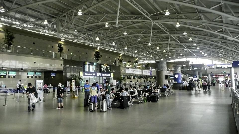 Busan Gimhae International Airport 2