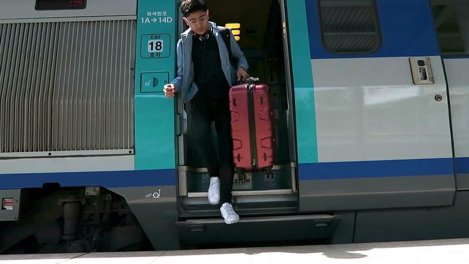 seoul to busan by bullet train