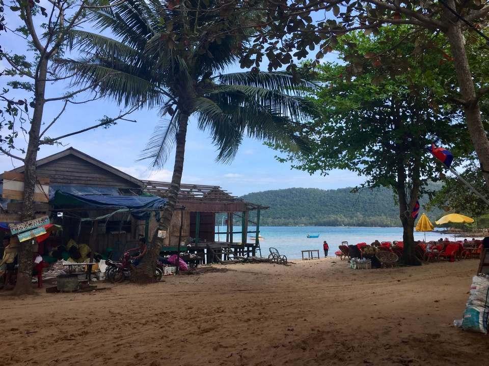 M'pai Bay village, Koh Rong Samloem