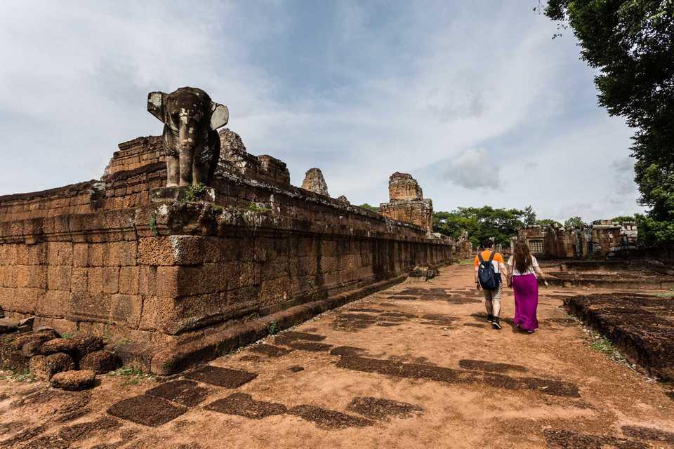 Banteay Srei Backcountry Tour banteay srei temple banteay srei siem reap banteay srei temple siem reap