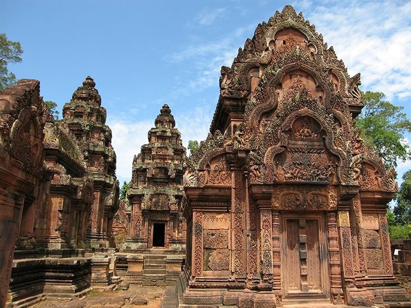 Banteay Srei Temple Siem Reap banteay srei temple banteay srei siem reap banteay srei temple siem reap