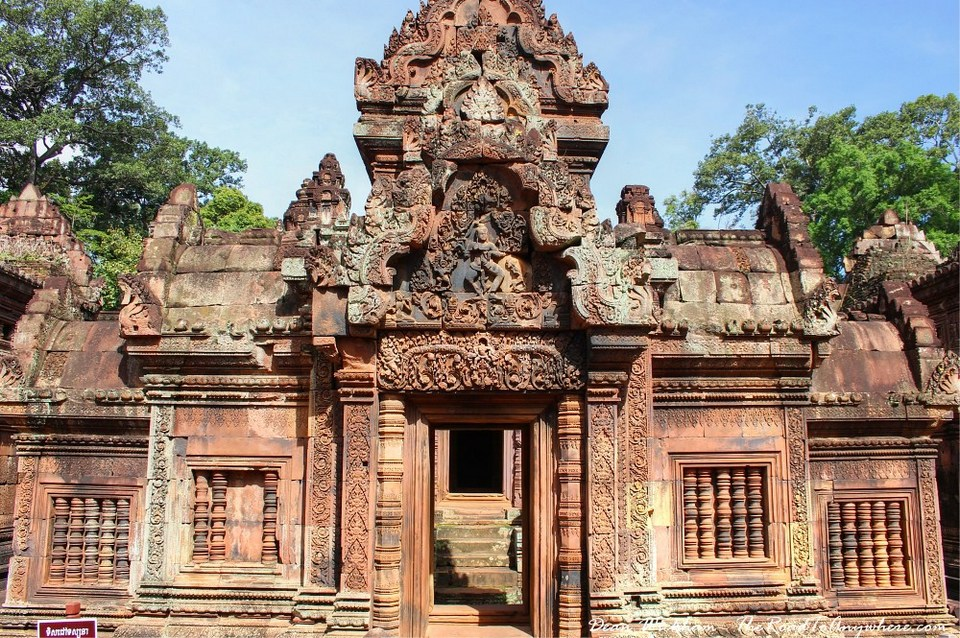 Banteay-Srei-Temple
