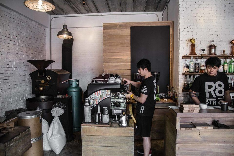 Ristr8to - Specialty coffee-chiangmai-thailand