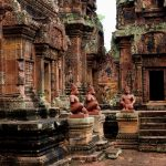 Banteay Srei Temple — One of the most sacred temple you must visit in Siem Reap, Cambodia