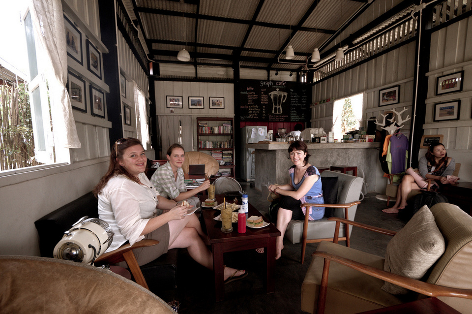 graph coffee-chiangmai-thailand6 Picture: best cafes in chiang mai blog.