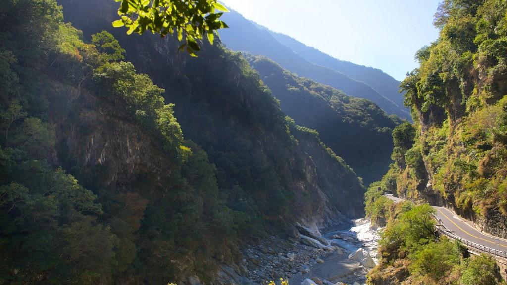 Taroko Gorge National Park travel to China