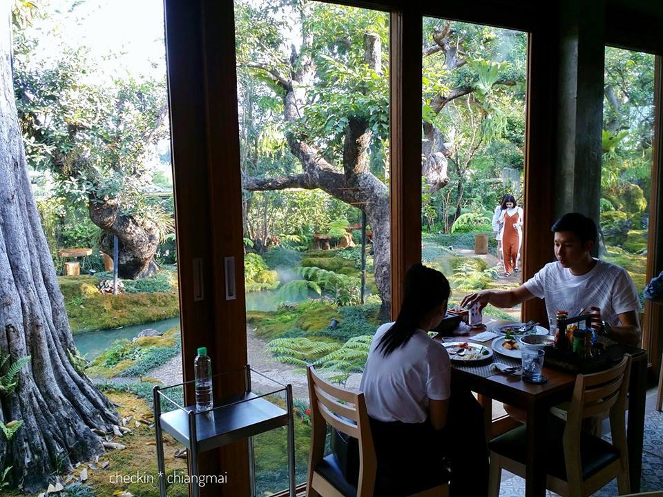 Chom Cafe & Restaurant chiangmai (1)