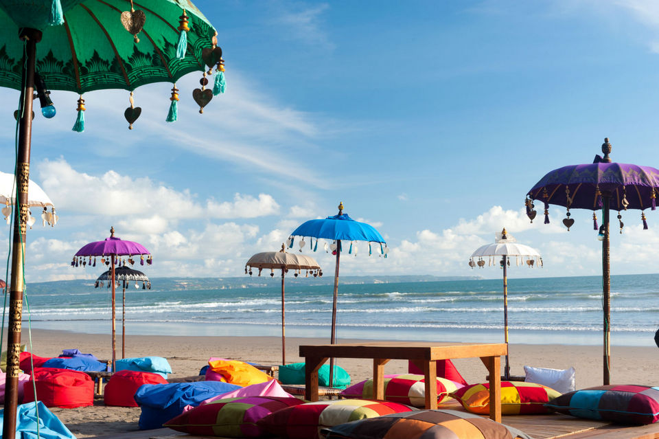 Kuta beach-places to stay when coming to bali for the first time