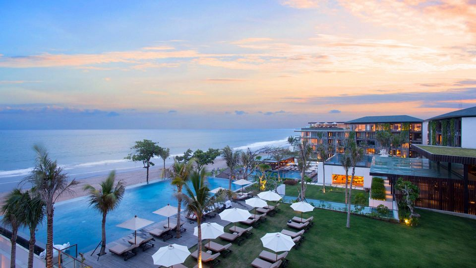 seminyak-beach-resort in bali-places to stay when coming to bali for the first time2