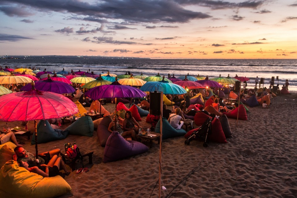 kuta beach-places to stay when coming to bali in the first time7