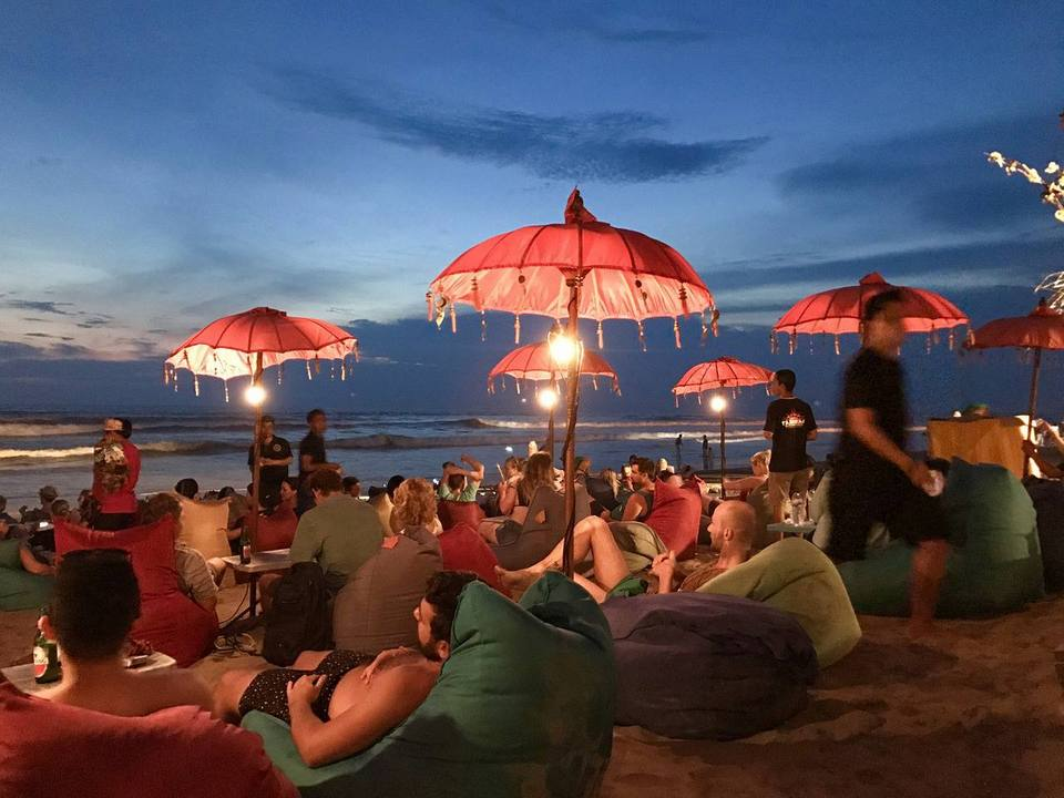 kuta beach-places to stay when coming to bali in the first time8