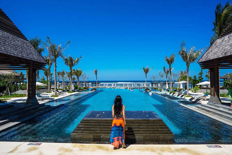 Nusa Dua-place to stay when coming to bali for the first time10