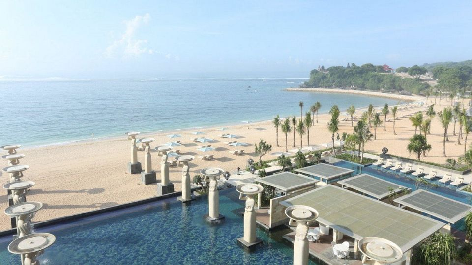 Nusa Dua-place to stay when coming to bali for the first time2