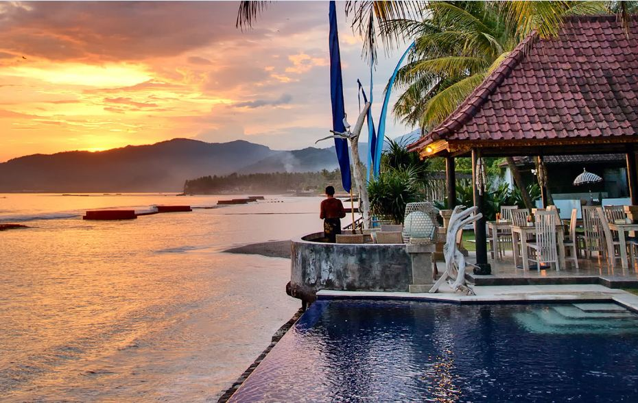 Candidasa-place to stay when coming to bali for the first time