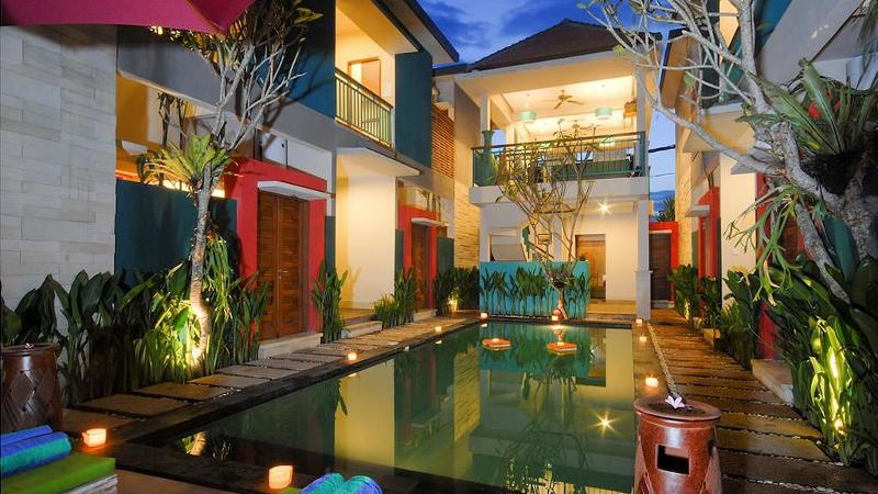 Denpasar-place to stay when coming to bali for the first time2