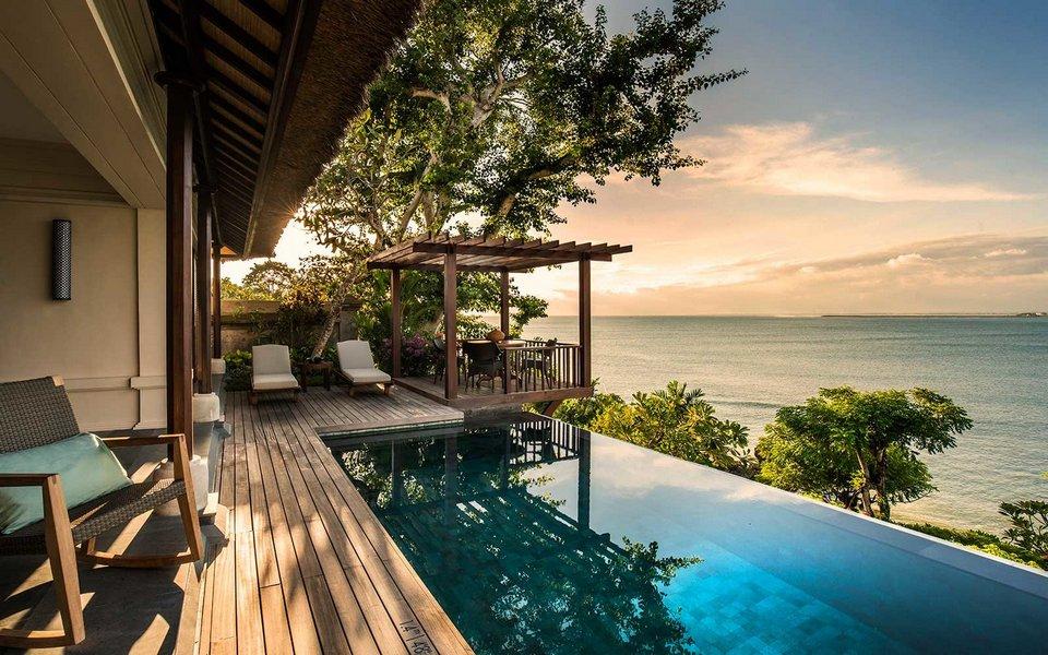 Four Seasons Resort Bali at Jimbaran Bay Hotel in Indonesia