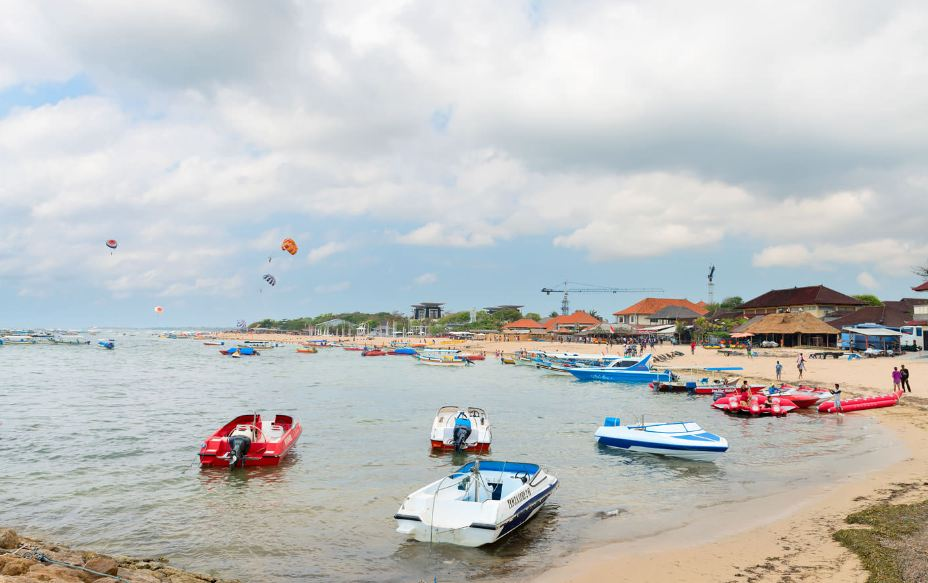 Tanjung Benoa-place to stay when coming to bali for the first time1