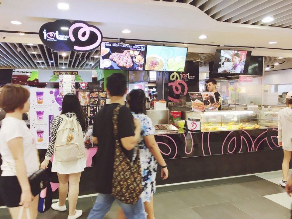I Love Taimei bubble tea shop, best bubble tea singapore bubble tea brands in singapore bubble tea shops in singapore