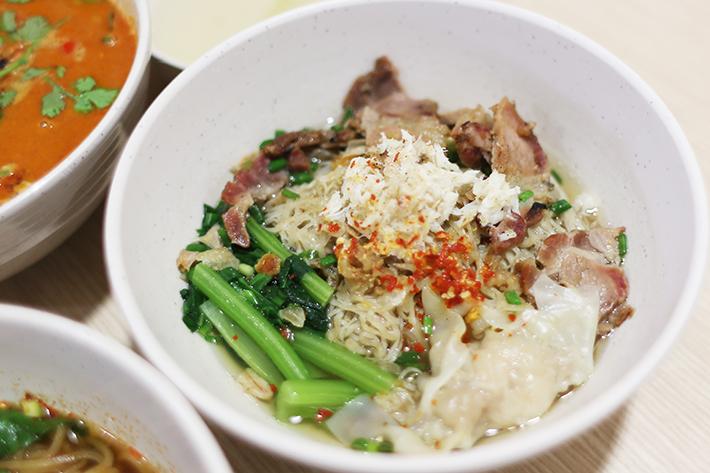 Thailand Mbk Food Court