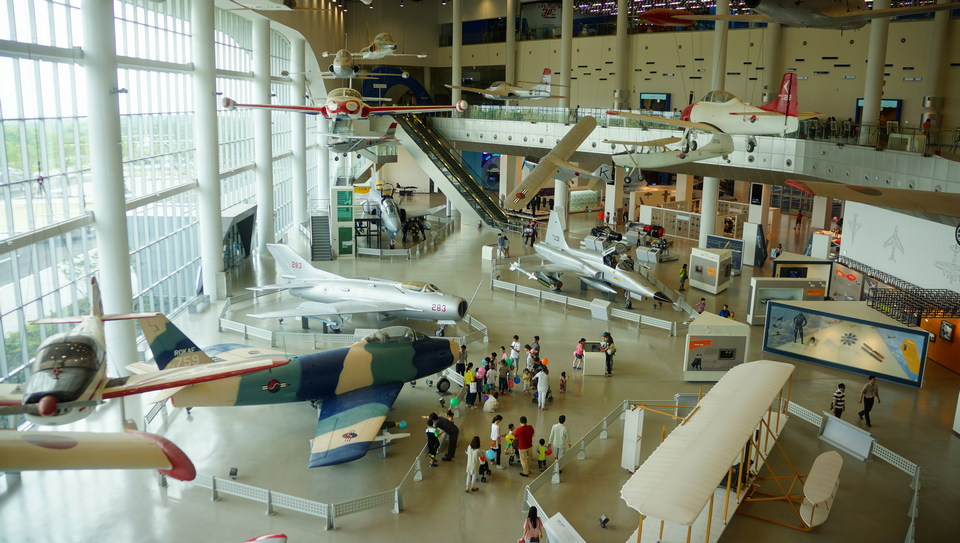 Jeju Air and Space Museum - korea3