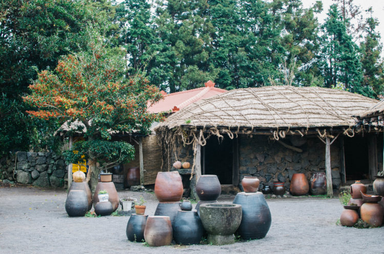 Seongeup Folk Village-korea7