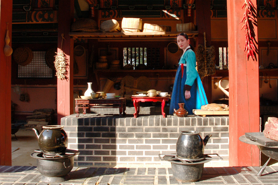 Seongeup Folk Village-korea8