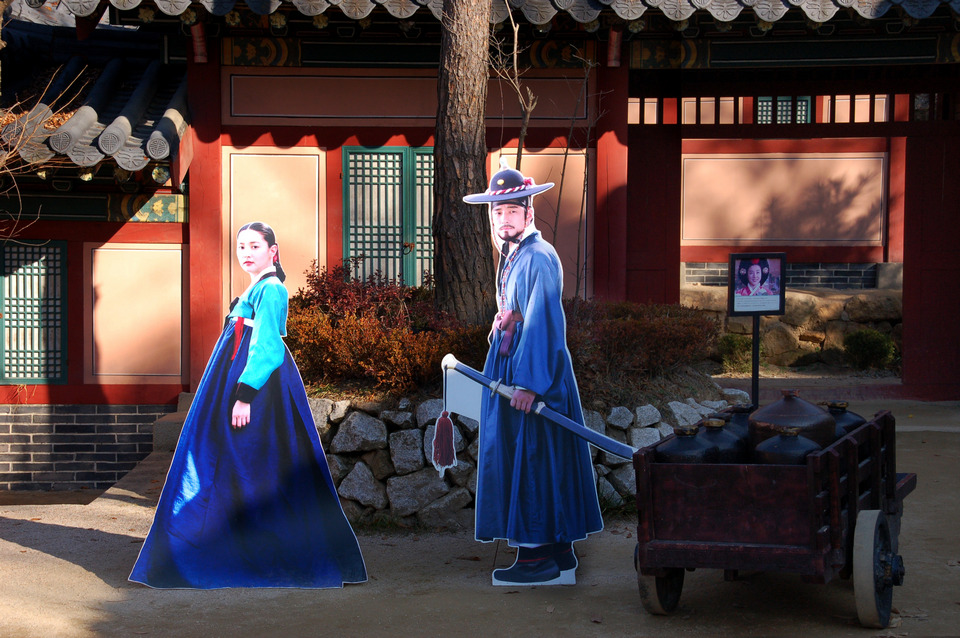 Seongeup Folk Village-korea9