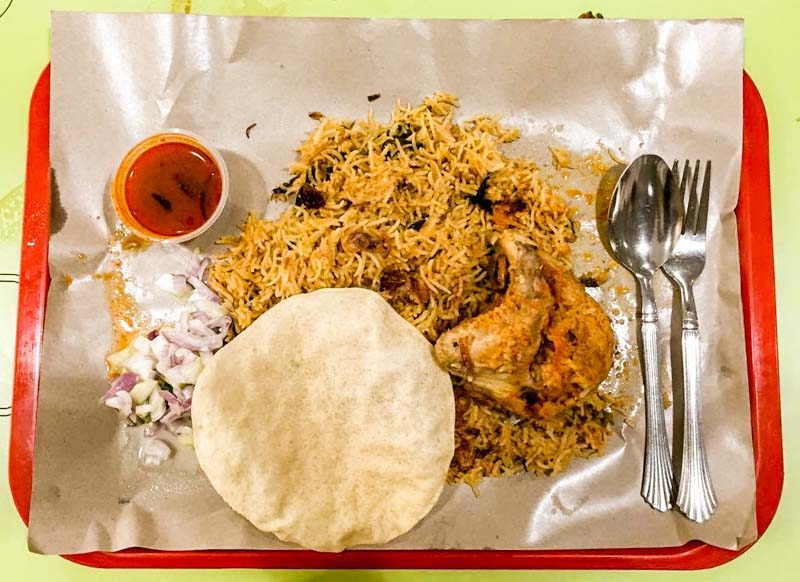 Allaudin's Briyani- Indian Restaurant in Singapore2