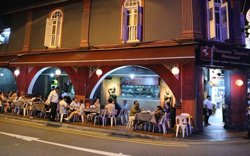 Khansama Tandoori Restaurant- Indian Restaurant in Singapore