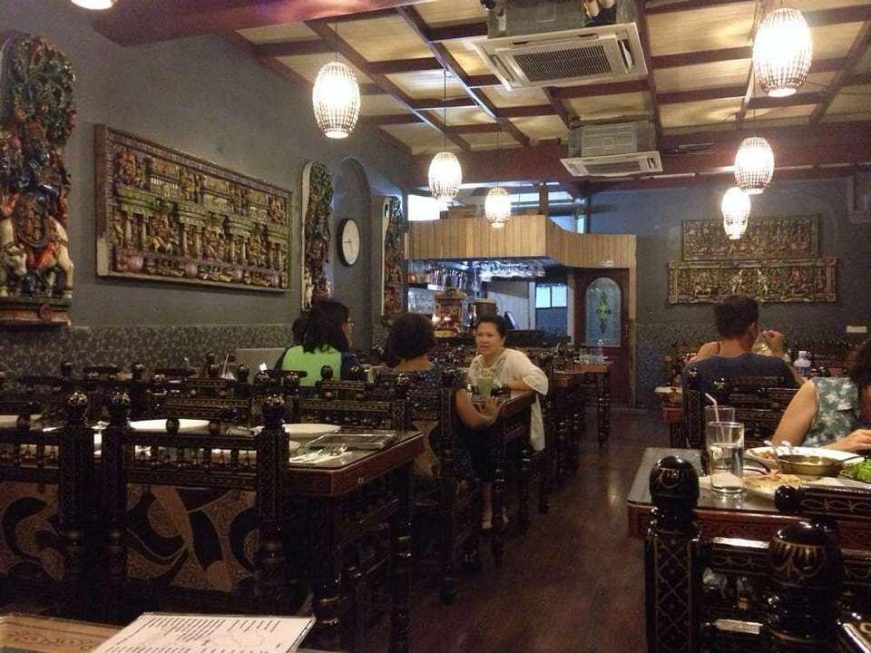 Khansama Tandoori Restaurant- Indian R