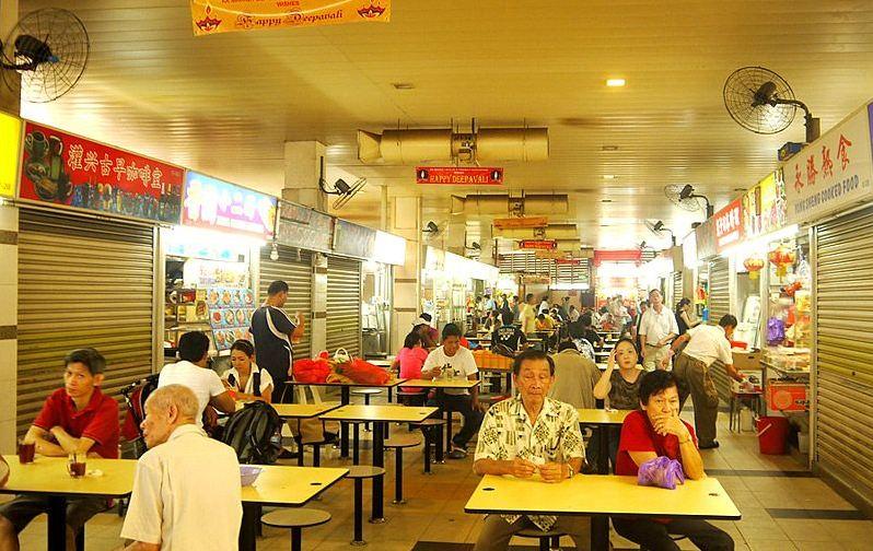 Tekka Centre - Indian Restaurant in Singapore3