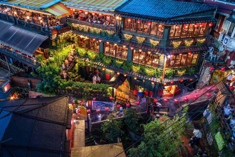 Shiding Ancient Town-taipei