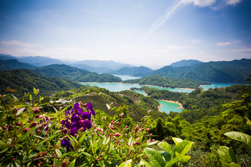 Shiding Thousand Island Lake-Taipei City4 Credit image: shiding thousand island lake blog.