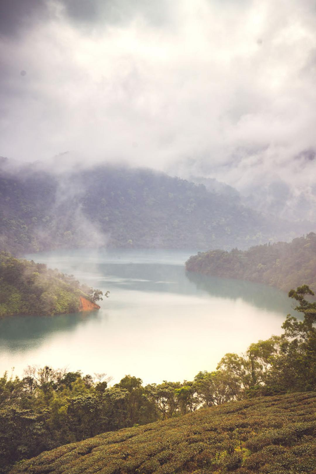 Picture: thousand island lake taiwan blog.