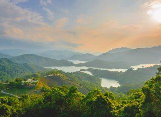 Thousand Island Lake Taiwan
