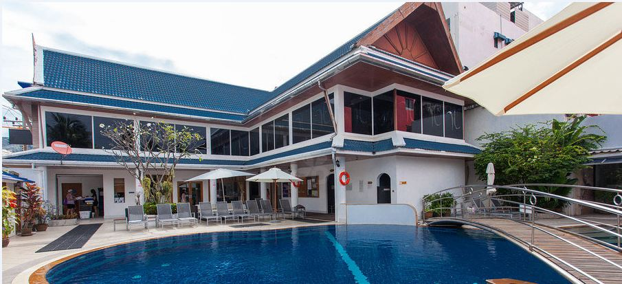 Yorkshire Hotel and Spa-patong-phuket