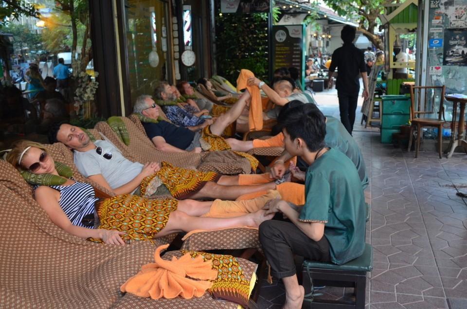 street-massage