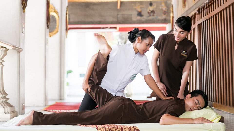 Wat Pho Traditional Thai Medical and Massage School