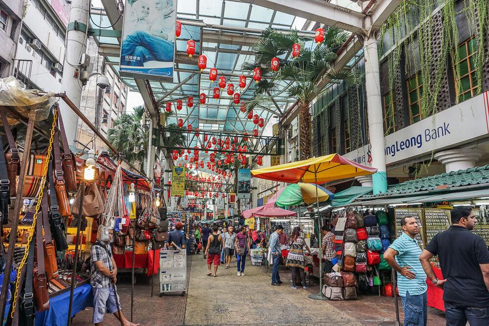 Chinatown-kuala pumpur