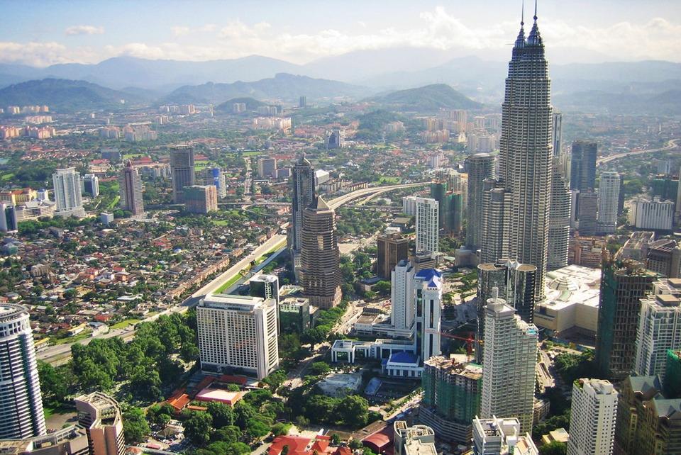 City Landscape, Kuala Lumpur - Malaysia
