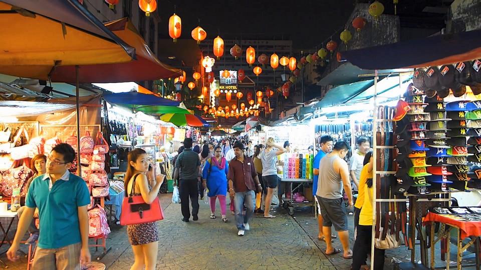 Jl Petaling Market-market-kuala lumpur