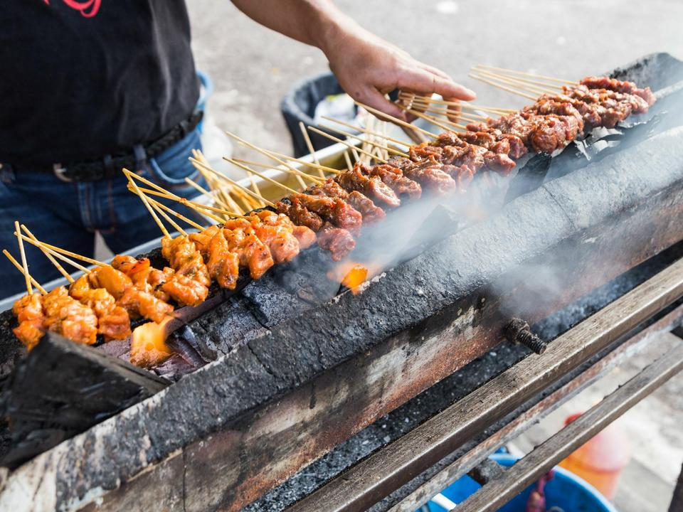Malaysian Street Food Tour in Kuala Lumpur, Malaysia 2t