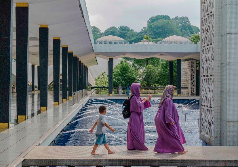 Masjid Negara - kuala lumpur4